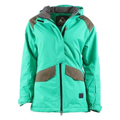 PIROL bunda dámská Lady Snow Dual Posket FWW17002 zimní lyžařská