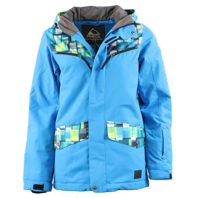 PIROL bunda dámská Lady Snow Dual Pocket FWW17003 zimní lyžařská péřová