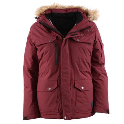 PIROL bunda dámská Lady Goose Casual FWW17007 zimní péřová