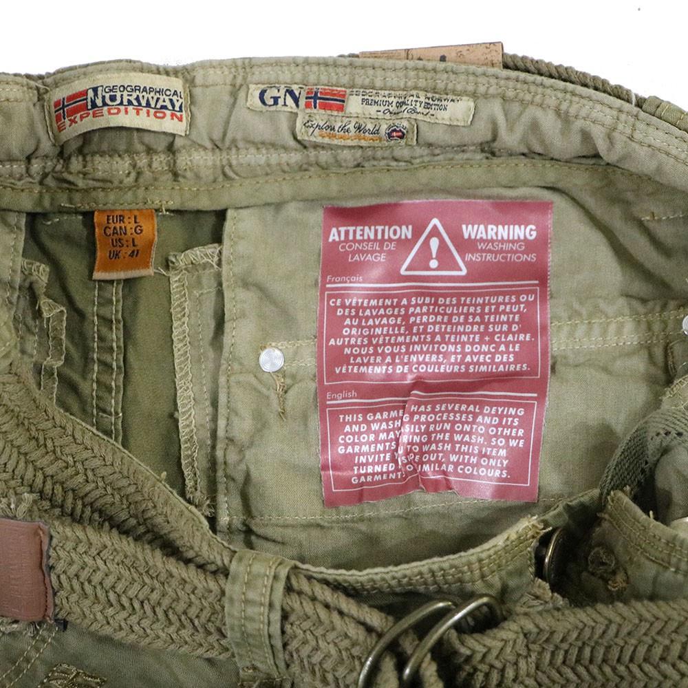 GEOGRAPHICAL NORWAY kalhoty pánské Parapente Men 305 GN 2600 kapsáče ... 1553d10bfe