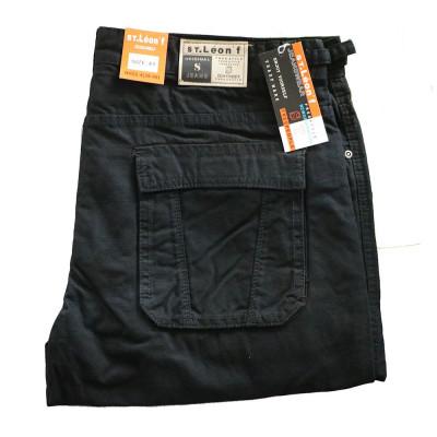 ST. LEON´F kalhoty pánské NH22-4 nadměná velikost kapsáče