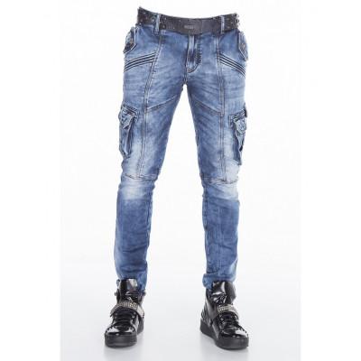 CIPO & BAXX kalhoty pánské CD383