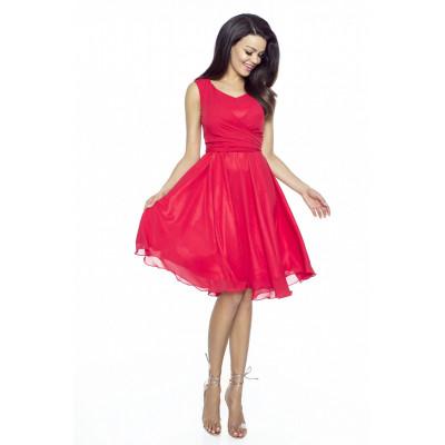 KARTES MODA šaty dámské KM227-1 šifon