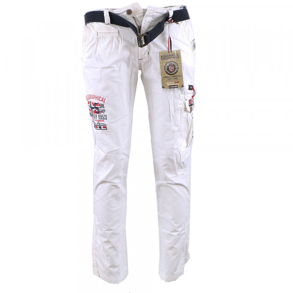 GEOGRAPHICAL NORWAY kalhoty pánské PACOME PANT MEN 302