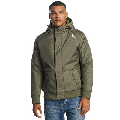Dangerous DNGRS / Winter Jacket Orlando in olive