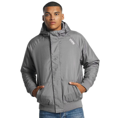 Dangerous DNGRS / Winter Jacket Orlando in grey