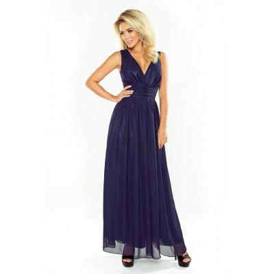 NUMOCO šaty dámské 166-1 šifon