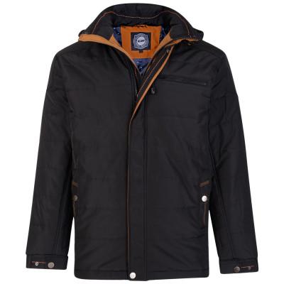 KAM bunda pánská KV98 zimní lehká tenší nadměrná velikost