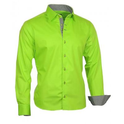 BINDER DE LUXE košile pánská 80710 dlouhý rukáv