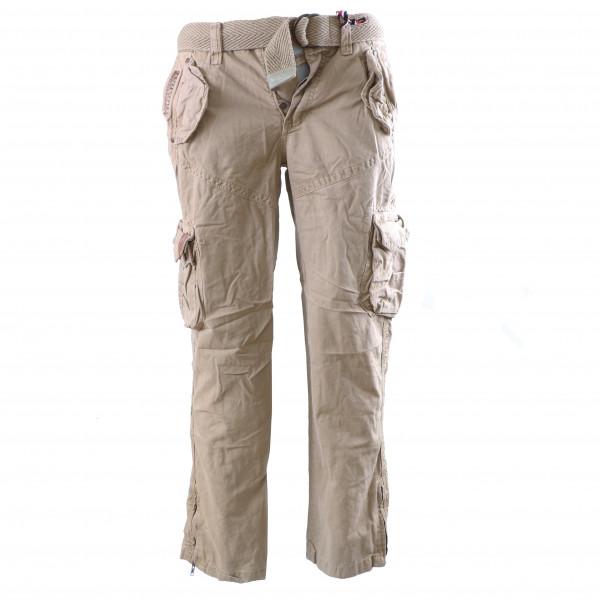 GEOGRAPHICAL NORWAY kalhoty pánské POLISH kapsáče