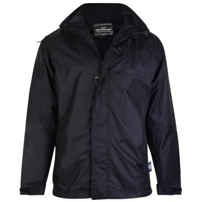 KAM bunda pánská Waterproof Rain KVSKV 01 nadměrná velikost