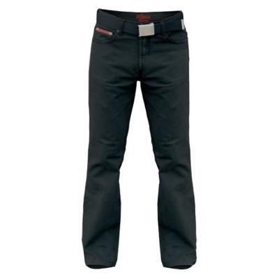 DUKE kalhoty pánské MARIO s páskem nadměrná velikost