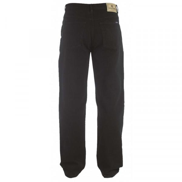ROCKFORD kalhoy pánské COMFORT BLACK Jeans