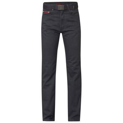 DUKE kalhoty pánské CANARY s páskem nadměrná velikost