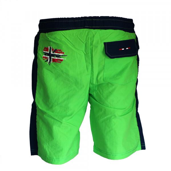 GEOGRAPHICAL NORWAY plavkové šortky pánské QUORIMINEL MEN ASSOR A 100