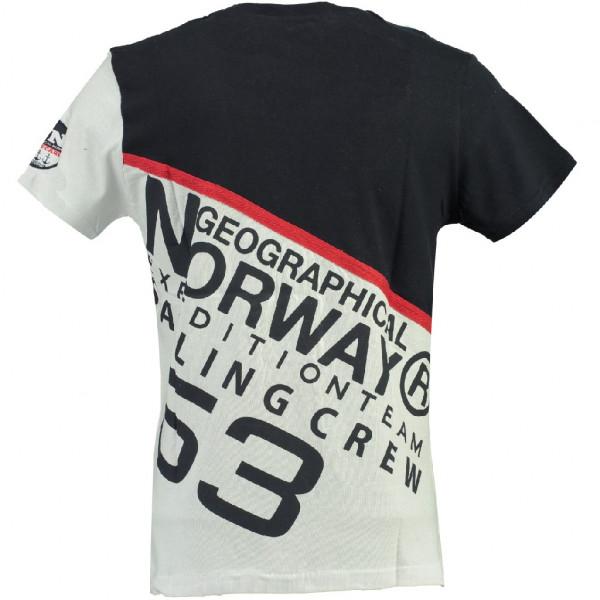 GEOGRAPHICAL NORWAY tričko pánské SS MEN NEW 100