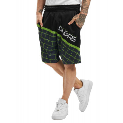 Dangerous DNGRS / Short Woody in black