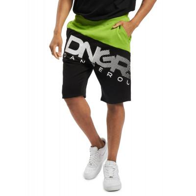 Dangerous DNGRS / Short Gino in black