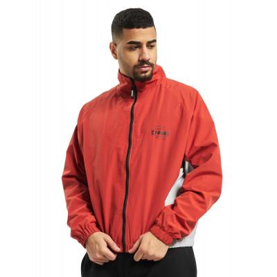 Dangerous DNGRS bunda pánská Lightweight Jacket Lights in red letní