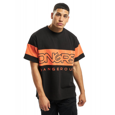 Dangerous DNGRS / T-Shirt Kindynos in black