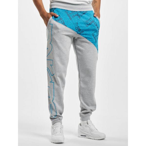 Dangerous DNGRS / Sweat Pant CBrick in grey