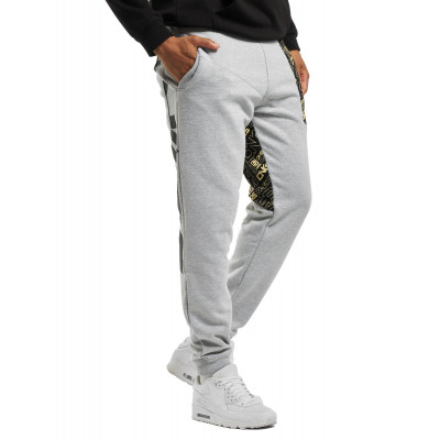 Dangerous DNGRS / Sweat Pant CBrick in grey