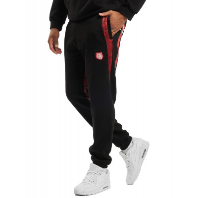 Dangerous DNGRS / Sweat Pant Korossi in black