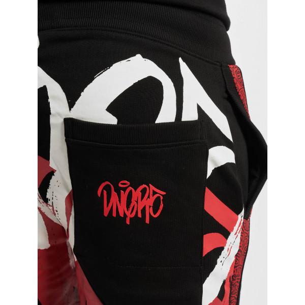 Dangerous DNGRS / Sweat Pant Korossi in black