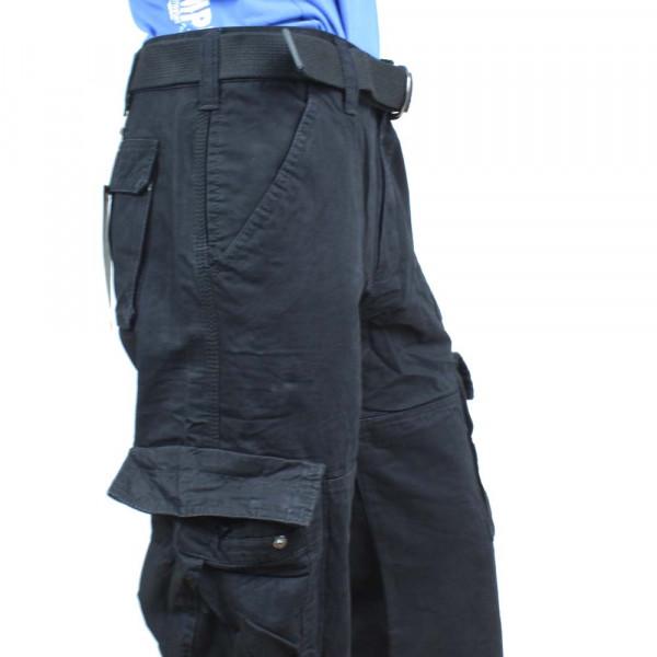 QUATRO kalhoty pánské Q1-1 kapsáče