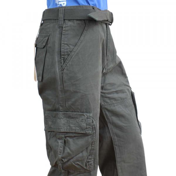 QUATRO kalhoty pánské Q1-3 kapsáče