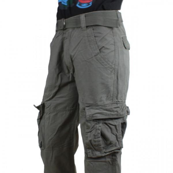 QUATRO kalhoty pánské Q2-3 kapsáče