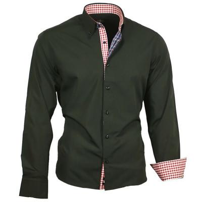 BINDER DE LUXE košile pánská 82303 dlouhý rukáv