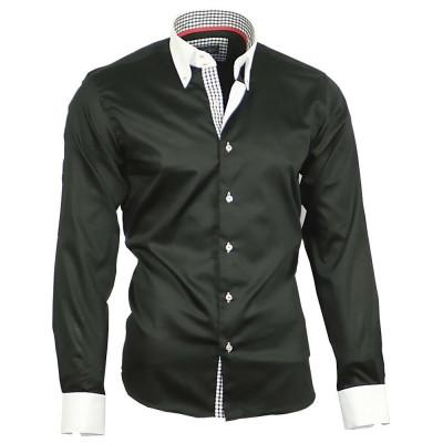 BINDER DE LUXE košile pánská luxusní 80802 satén