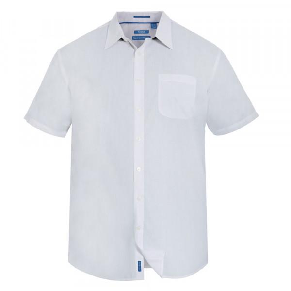 D555 košile pánská DELMAR nadměrná velikost