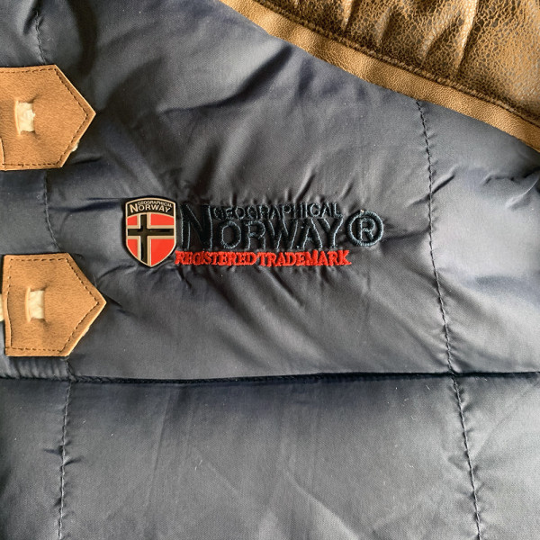 GEOGRAPHICAL NORWAY bunda pánská BELPHEGORE MEN 001