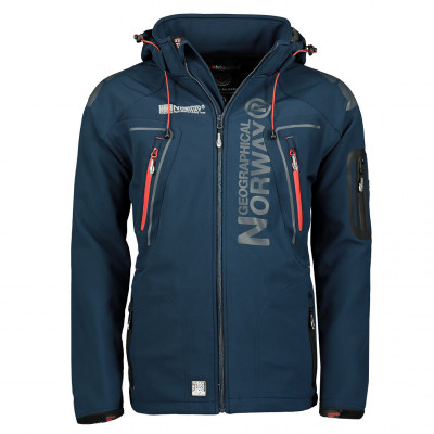 GEOGRAPHICAL NORWAY bunda pánská TURBO MEN softshell