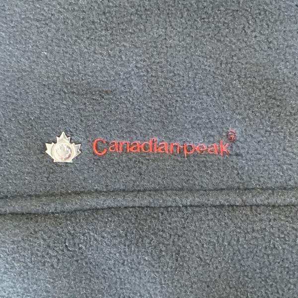CANADAN PEAK mikina pánská UBER MEN 007 CP 2600 s kožíškem