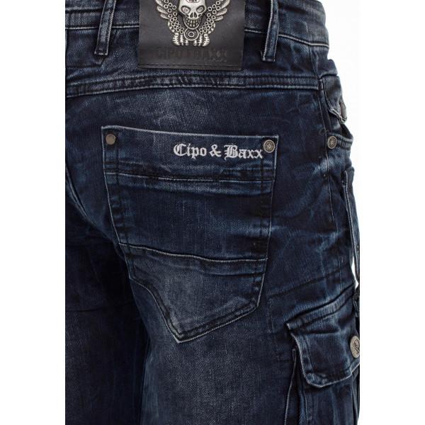 CIPO & BAXX kalhoty pánské CD440 L:34