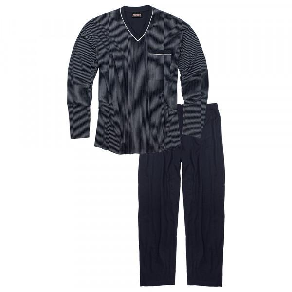 ADAMO pyžamo pánské GUSTAV 590 nadměrná velikost
