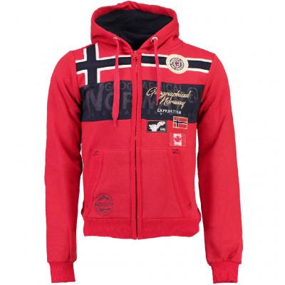 GEOGRAPHICAL NORWAY mikina pánská GARADOCK