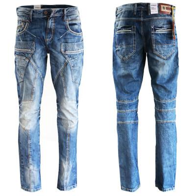 CIPO & BAXX kalhoty pánské CD391