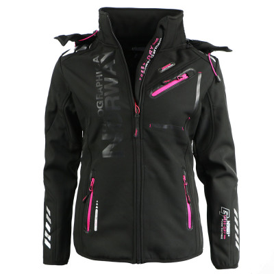 GEOGRAPHICAL NORWAY bunda dámská REINE LADY 056 softshell