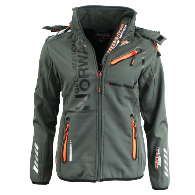 GEOGRAPHICAL NORWAY bunda dámská REINE LADY 056 EO softshell