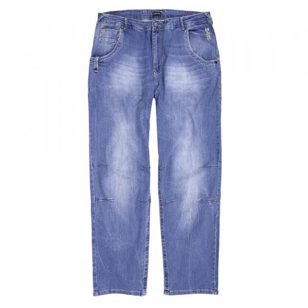 LAVECCHIA kalhoty pánské LV-503 nadměrná velikost