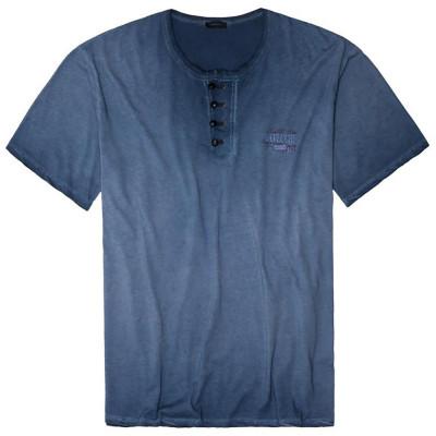 LAVECCHIA tričko pánské LV-4055 krátký rukáv nadměrné velikosti