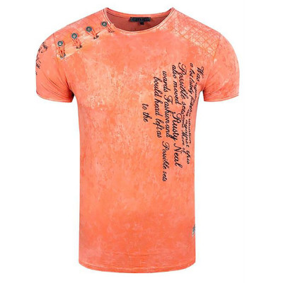 RUSTY NEAL tričko pánské 15195 regular fit