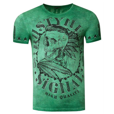 RUSTY NEAL tričko pánské 27963 regular fit