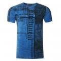 RUSTY NEAL tričko pánské 15259 regular fit