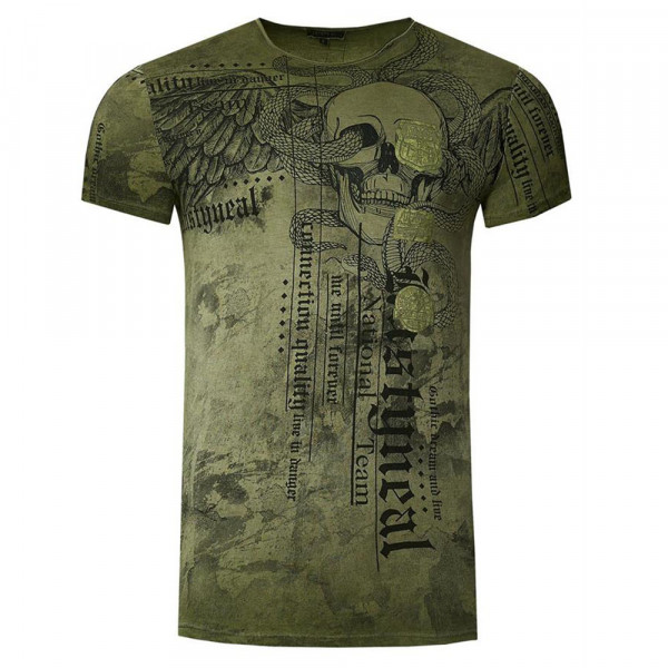 RUSTY NEAL tričko pánské 27943 regular fit