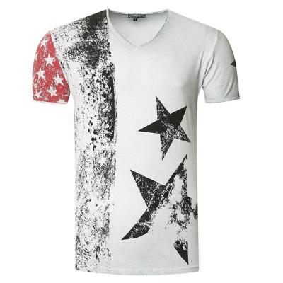 RUSTY NEAL tričko pánské 15236 regular fit